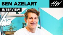 Ben Azelart Talks Being in a Relationship & His Own TV Show!! | Hollywire