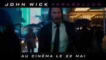 JOHN WICK PARABELLUM Film - Keanu Reeves - Tic Tac Monsieur Wick!