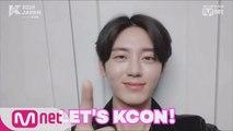 [#KCON2019JAPAN] Konnichiwa! #LEEJIHOON