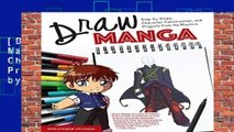 [BEST SELLING]  Draw Manga: Step-By-Steps; Character Construction; Projects from the Masters by