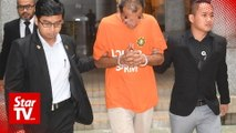 Former officer to ex-minister gets three-day remand in bribery probe