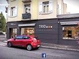 Label Commerce - Trio chaussures - Label commerce - TL7, Télévision loire 7