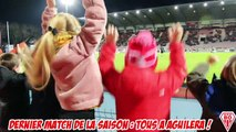 Dernier match de la saison : tous à Aguiléra !!