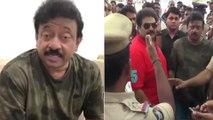 Ram Gopal Varma About Tiger KCR Andhroda Song Issue || Filmibeat Telugu