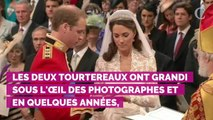 PHOTOS. Kate Middleton et le prince William se mariaient il y a huit ans : retour en images sur leur royal wedding