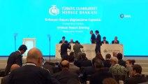 Merkez Bankası Başkanı Çetinkaya Enflasyon Tahminini Açıkladı