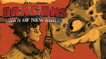 DreamWorks Dragons Dawn of New Riders #7 — Final Boss and Ending {PC} Walkthrought part 7
