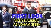 Vicky Kaushal FIRST LOOK as Sardar Udham Singh   Shoojit Sircar