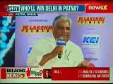 India News Manch, Bihar Politics, Elections 2019: Bhupender Yadav slams Tejashwi Yadav over nepotism
