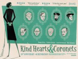 Kind Hearts & Coronets trailer -  70th Anniversary 4K Re-Release