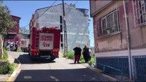 Beyoğlu'nda yangın - İSTANBUL