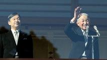 Emperor Akihito Says Farewell