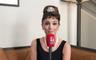 Elodie de Sélys se transforme en Audrey Hepburn