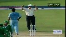 Saeed Anwar 194 Runs against India - India vs Pakistan