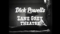 Shadow of a Dead Man S2 E25 Zane Grey Theatre Dick Powell Classic Western TV