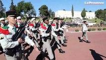 Aubagne : la cérémonie de Camerone à la Légion étrangère réussie