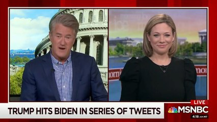 Joe Scarborough: Trump Has the Worst Poker Face In the History Of Modern Politics; He's Really Scared Of Biden