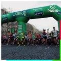 Bon courage aux parisien.ne.s qui courent le marathon de Paris