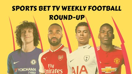 Betmaster Ben's Weekly Football Round-up | Premier League Title | Top 4 Race | Promotion Race