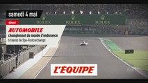 6h de Spa-Francorchamps, bande-annonce - AUTO - WEC