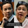 Villar, Poe share top spot among Senate bets in Pulse Asia survey