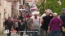 Charente-Maritime : chasseurs et défenseurs d'oiseaux disent non aux éoliennes