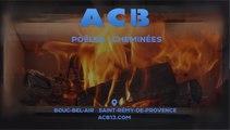 AC13  - Vente et pose de cheminées et poêles dans les Bouches du Rhône