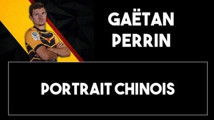 Épisode 13 :  Portrait Chinois avec Gaëtan Perrin