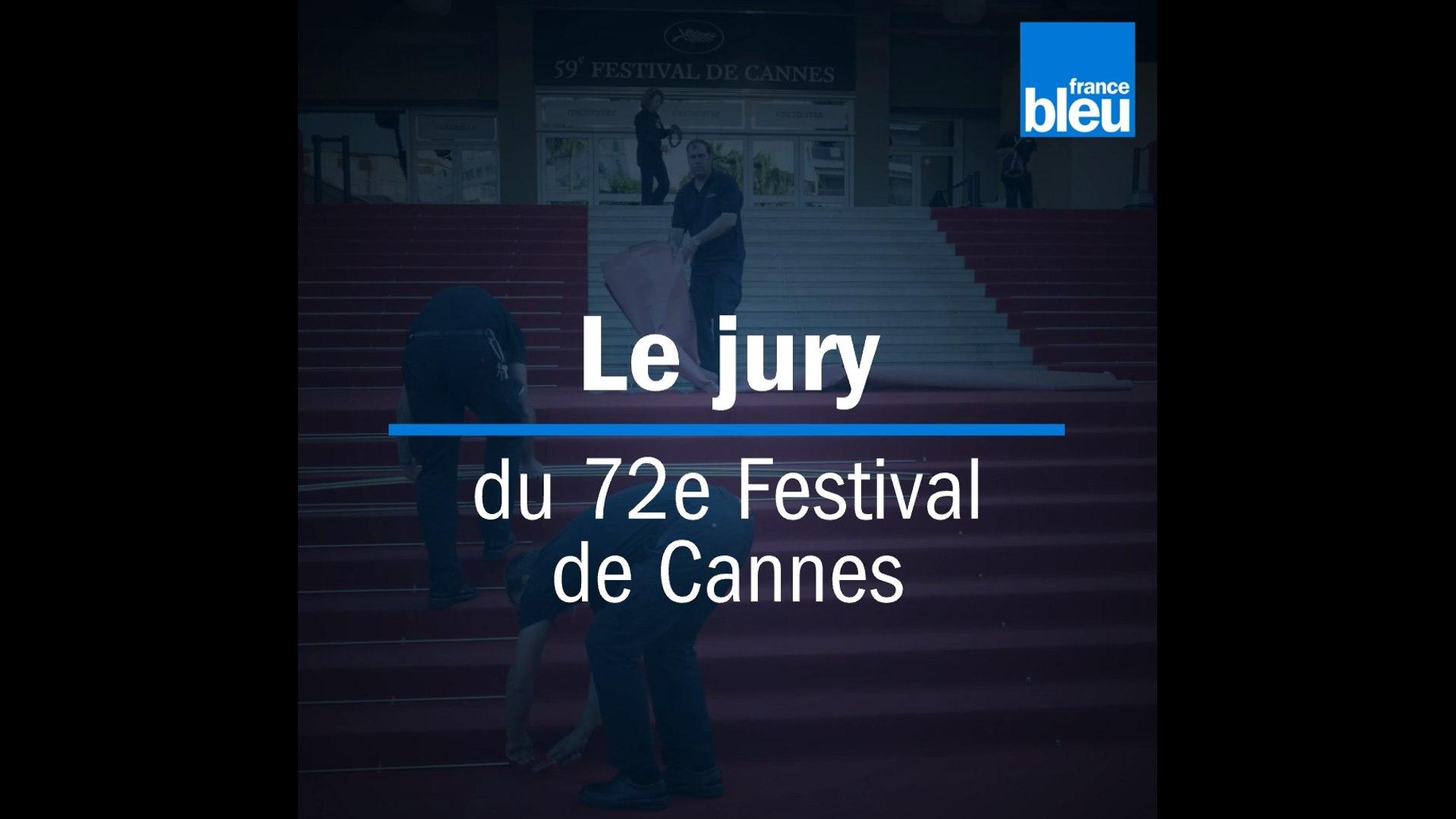 Jury du 72e Festival de Cannes