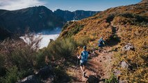 115km de course pour traverser l'île de Madère