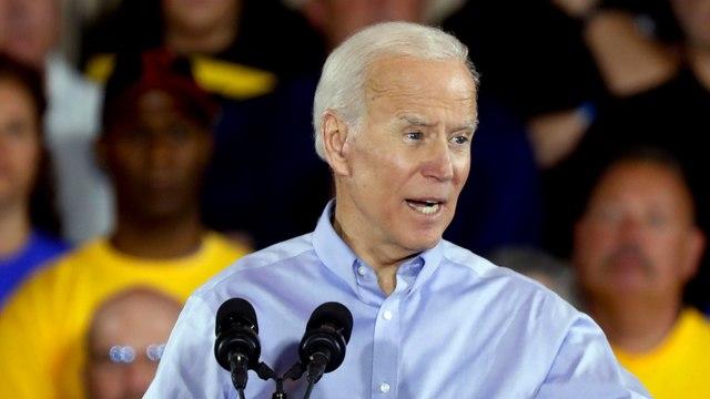 Biden Skyrockets to Top of 2020 Polls