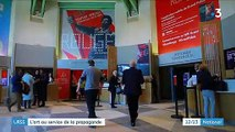 """""""Rouge"""" : l'art au service de la propagande au Grand palais"""