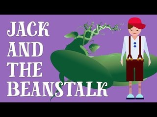 Jack and the Beanstalk Read by Bobby Davro | Animated Fairy Tales