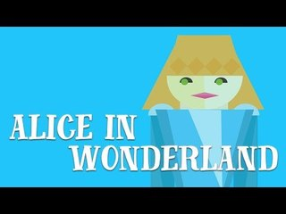 Alice in Wonderland Read by Bobby Davro | Animated Fairy Tales