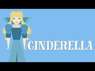 Cinderella Read by Anita Harris   Animated Fairy Tales