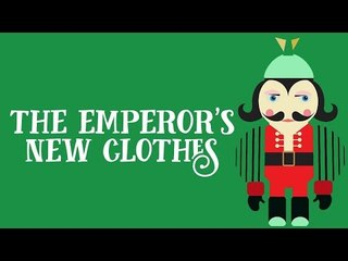 The Emperor's New Clothes Read by Anita Harris | Animated Fairy Tales