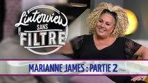 Marianne James revient sur son départ de France 2... et tacle Garou