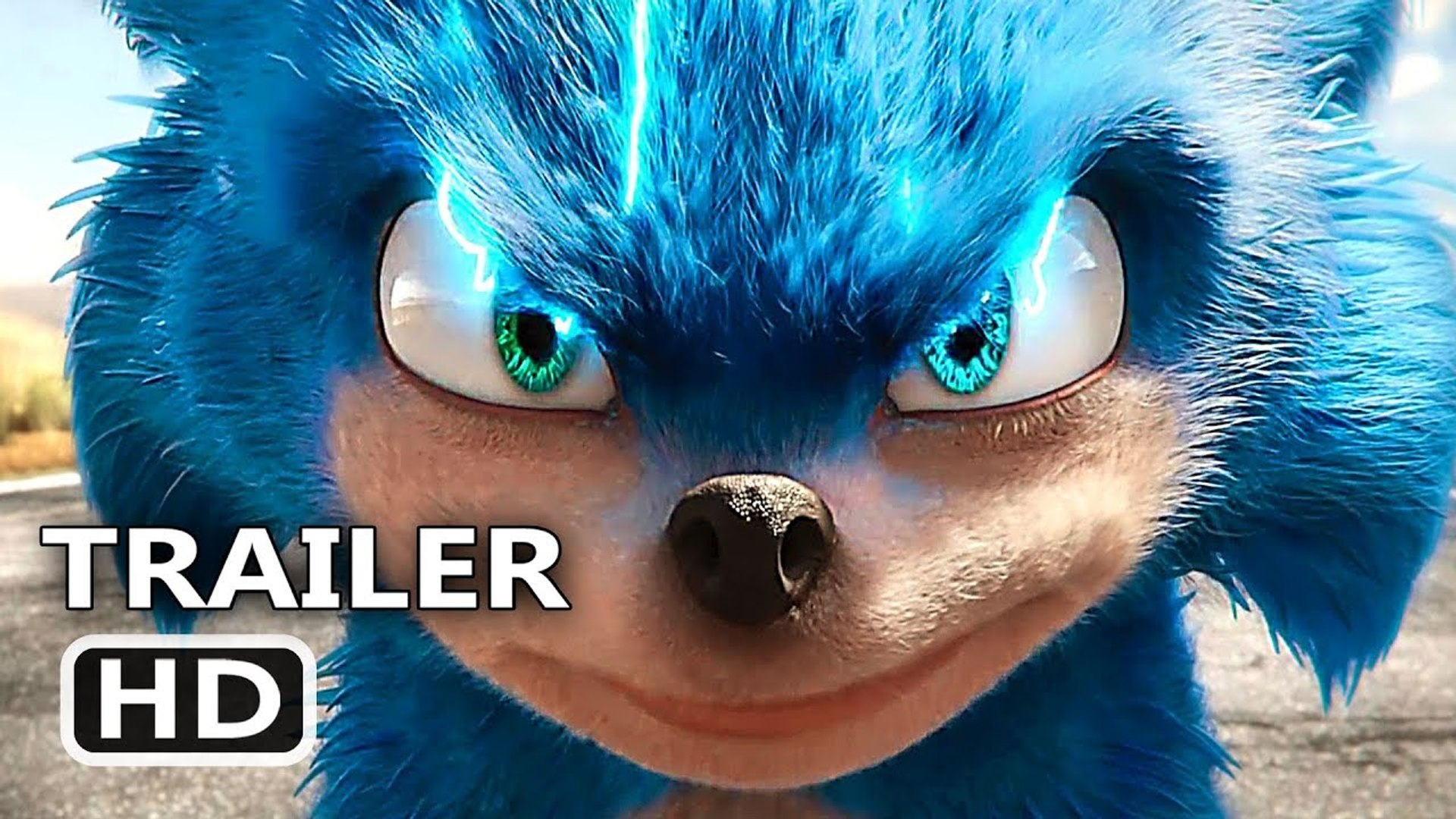 Sonic The Hedgehog Official Trailer Video Dailymotion