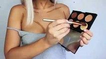 Cette maquilleuse nous montre comment avoir un décolleté pulpeux quand on a une petite poitrine
