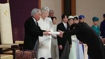 L'empereur du Japon Akihito a abdiqué