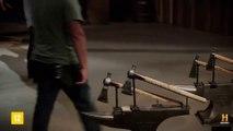 Dá pra FUMAR nesse machado Tomahawk | DESAFIO SOB FOGO | HISTORY