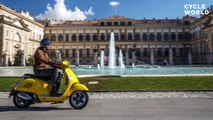 2019 Vespa 300 GTS First Ride
