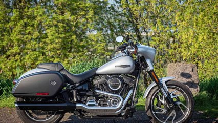 1,000 Miles On A 2019 Harley-Davidson Sport Glide—And We're Not Done Yet