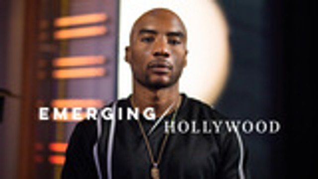 Emerging Hollywood Hosted by Charlamagne tha God on The Hollywood Reporter
