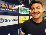 Adrien Latorre (FCG) entre Montpellier et Agen - 30042019