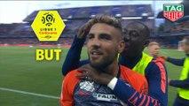 But Andy DELORT (80ème) / Montpellier Hérault SC - Paris Saint-Germain - (3-2) - (MHSC-PARIS) / 2018-19