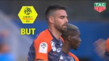 But Presnel KIMPEMBE (22ème csc) / Montpellier Hérault SC - Paris Saint-Germain - (3-2) - (MHSC-PARIS) / 2018-19