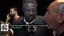 """Pape Diouf : """"On prie pour que McCourt remette l'argent nécessaire pour reconstruire"""""""