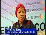 Journée internationale de la liberté de la presse en Guinée : Asmaou Barry à Guineematin