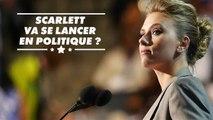 Scarlett Johansson doute des chances de Joe Biden